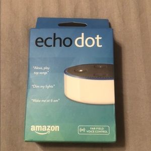 Brand New Amazon Echo dot